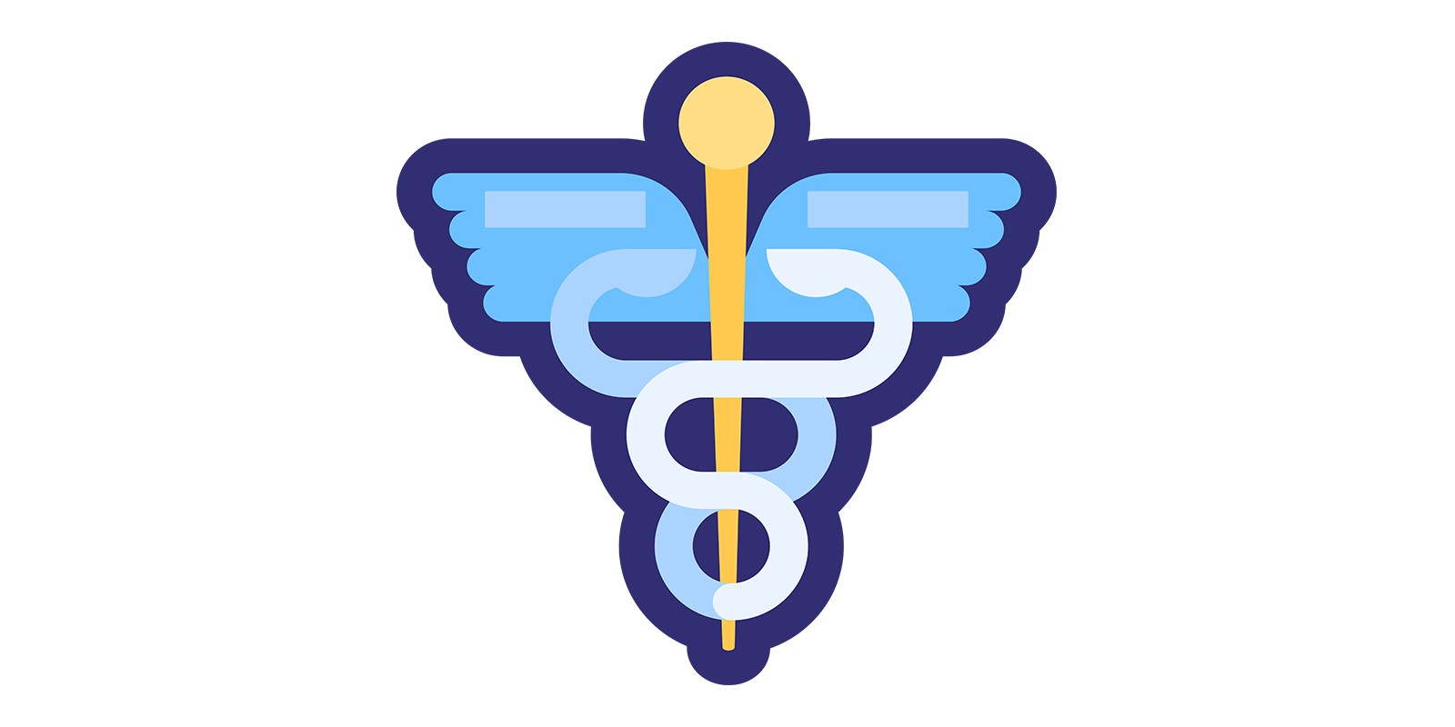 picture royalty free . Vector doctor logo