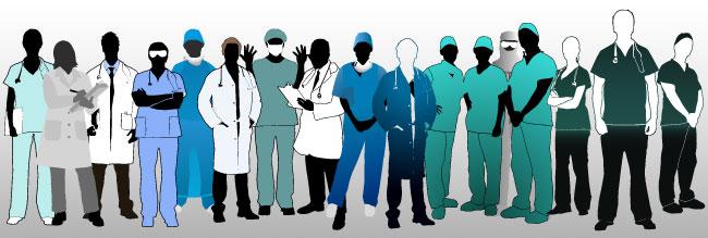 clip freeuse Nurse clip art library. Vector doctor medic