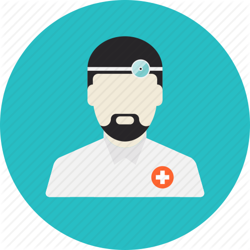 vector freeuse stock Vector doctor medical staff. Medicine and equipment by