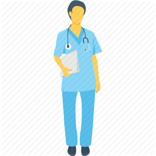 jpg royalty free Vector doctor physician. Human by vectors market