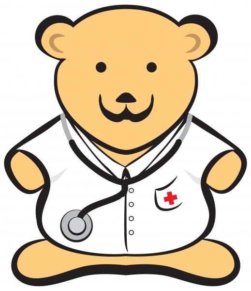 svg free stock D resources sharecg . Vector doctor teddy bear