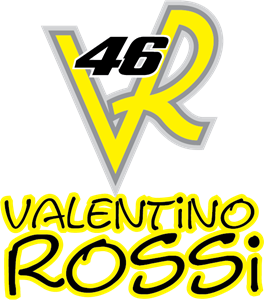 picture royalty free download Valentino Rossi Logo Vector