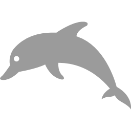 royalty free download Wildlife free files cad. Vector dolphin dxf