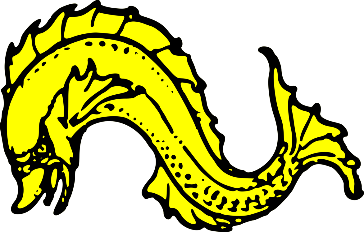 clip transparent Coat of arms computer. Vector dolphin heraldic