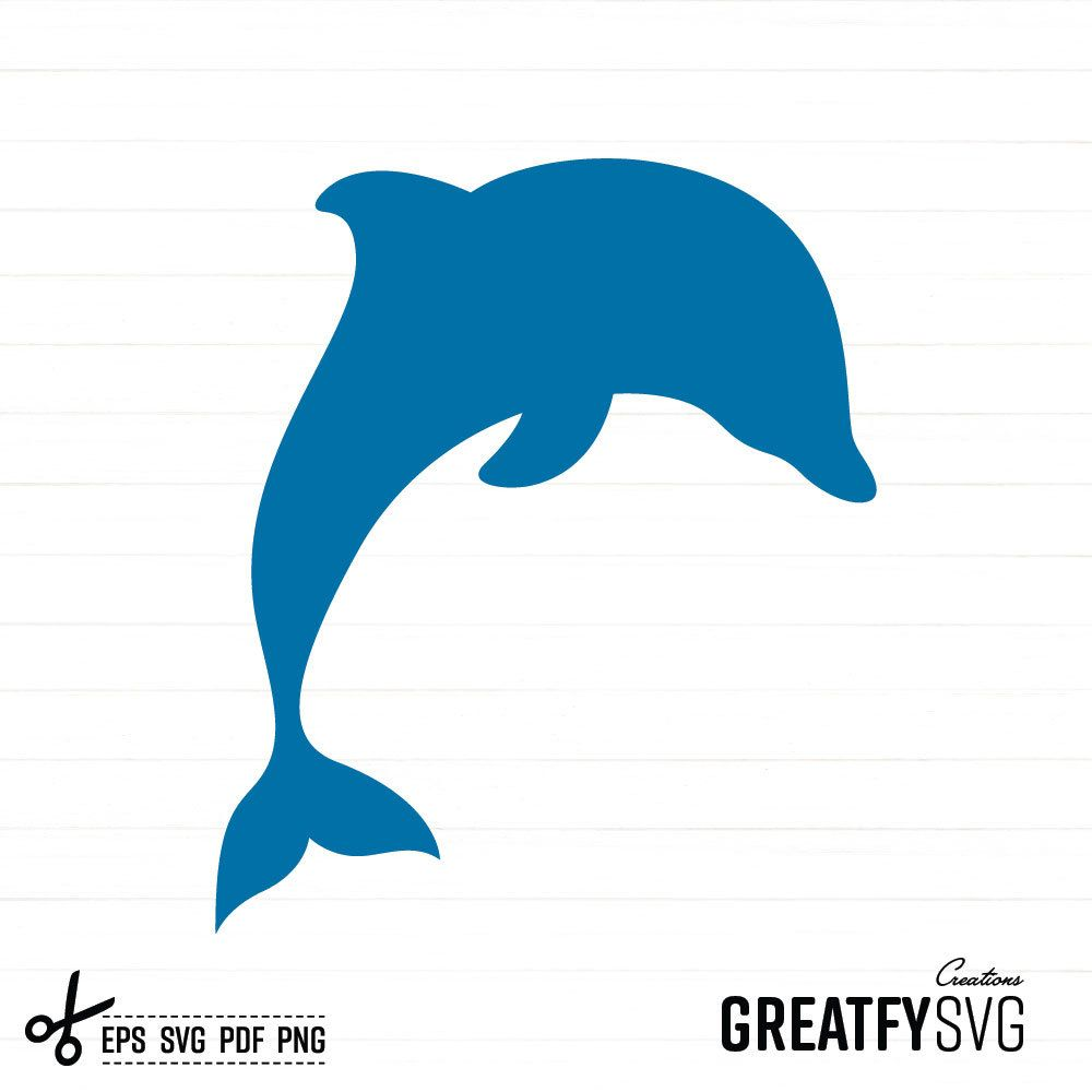 image freeuse download Vector dolphin svg. Pin on cup vinyling