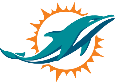 banner royalty free Vector dolphin traceable. Printable miami dolphins logo