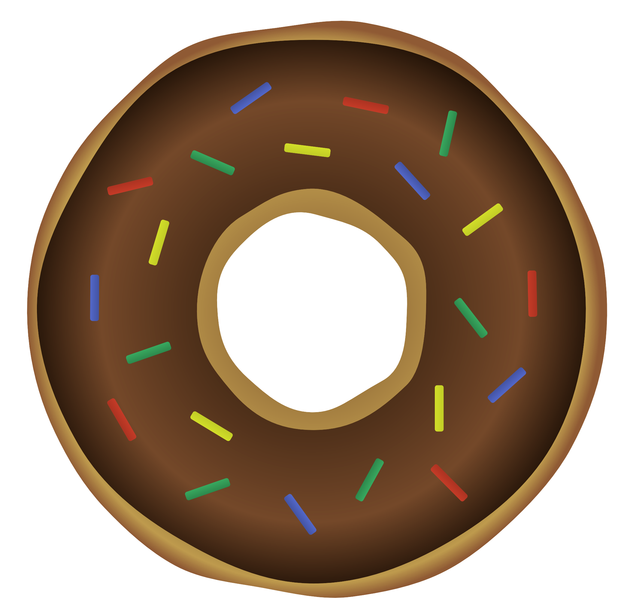 picture free stock Png . Vector donut clear background