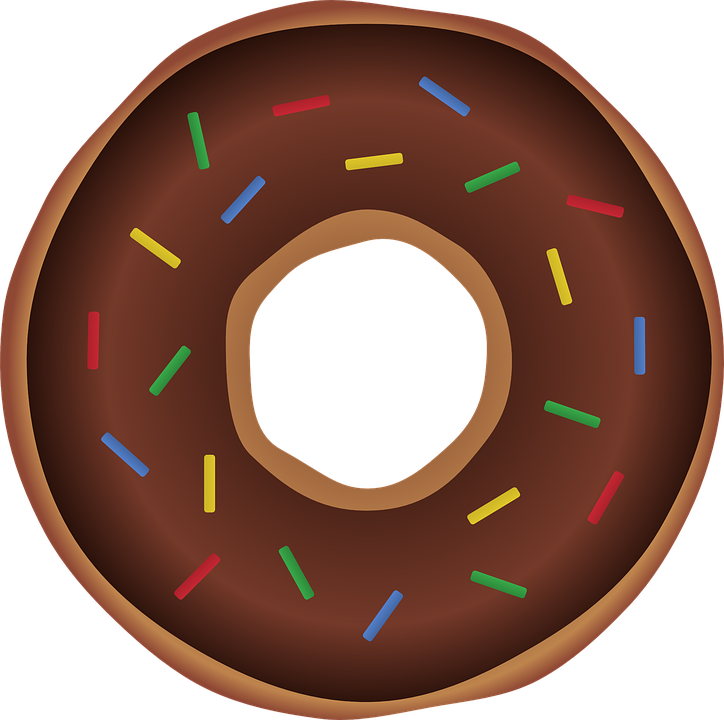 clip download Vector donut file. Png image purepng free