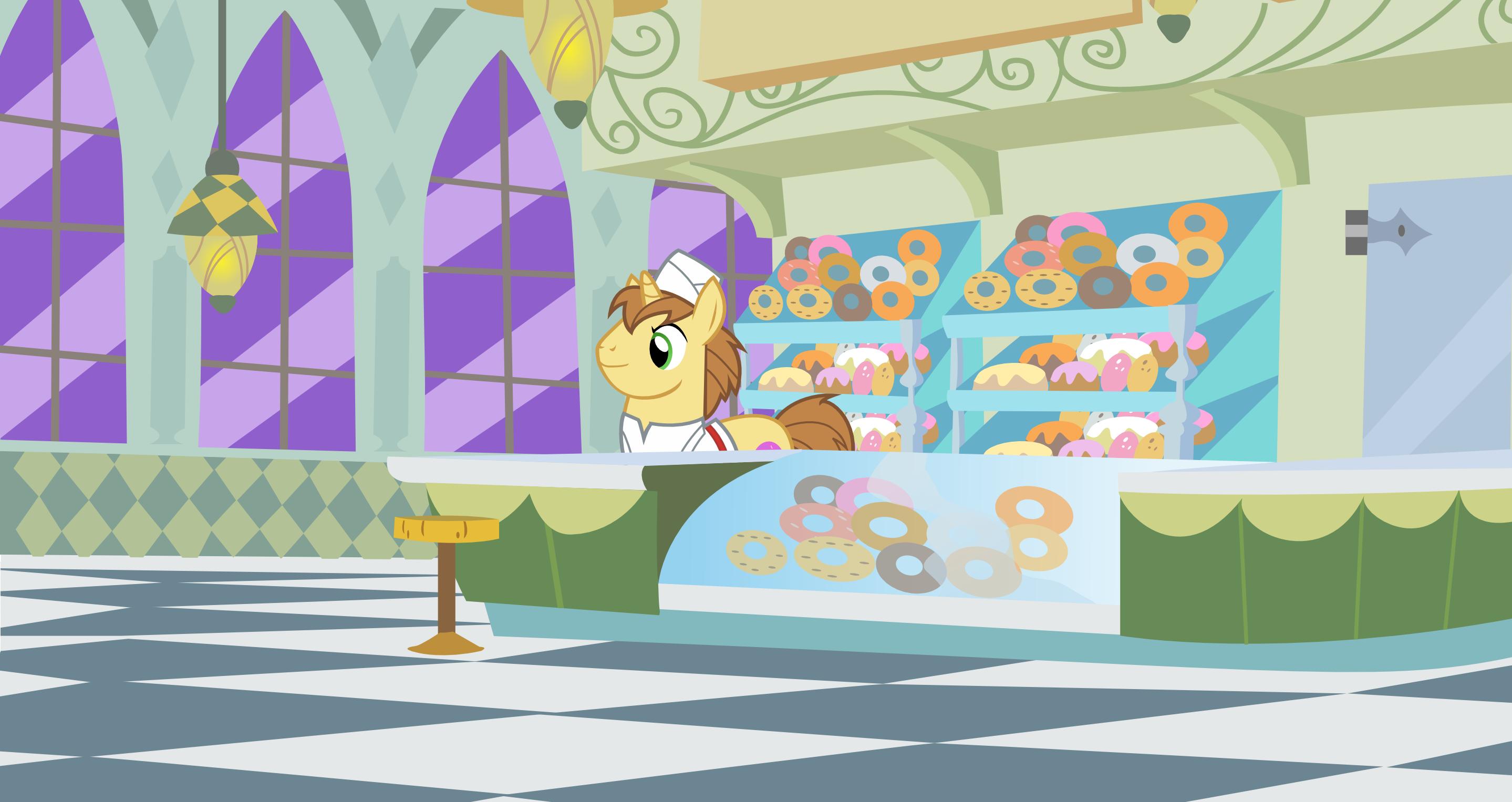 image transparent library Doughnut s shop by. Vector donut joe