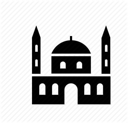 picture royalty free library Vector door arabic. Arab culture by beguima