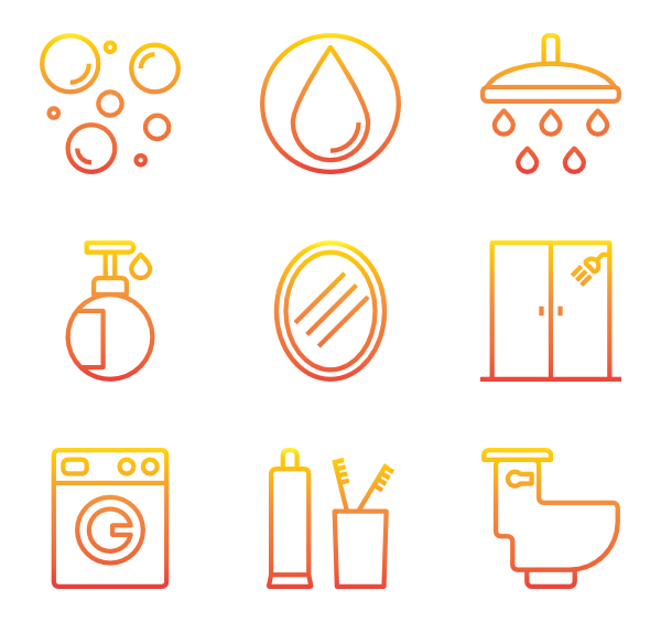 png transparent Toilet icons free home. Vector door bathroom