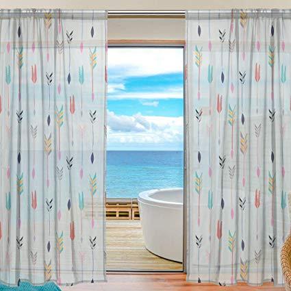 graphic royalty free download Vector door bedroom. Amazon com alaza voile