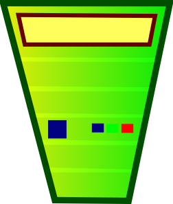 svg freeuse library Clip art at clker. Vector door green