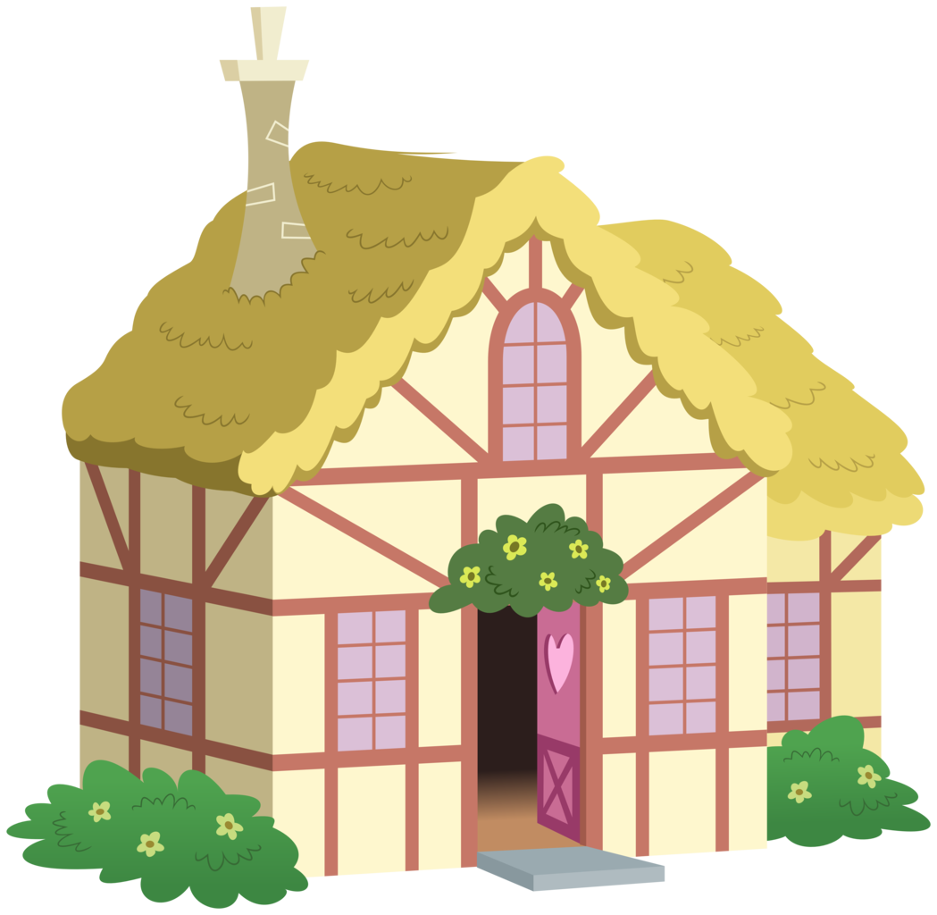 clipart royalty free library  artist zutheskunk traces. Vector door house