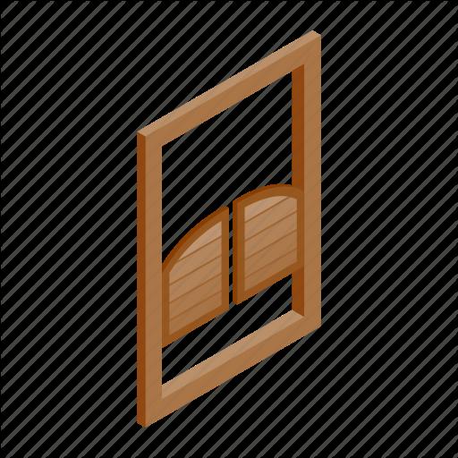 picture transparent library Doors by yulia ryabokon. Vector door isometric