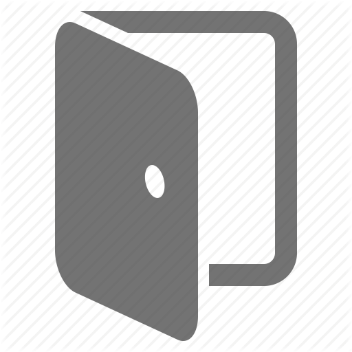 image transparent library Office hours by micromaniac. Vector door main