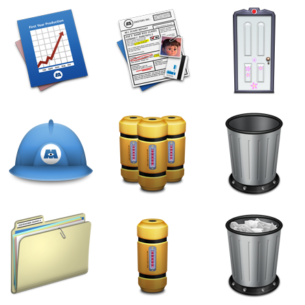 vector free library Free icons icon search. Vector door monsters inc