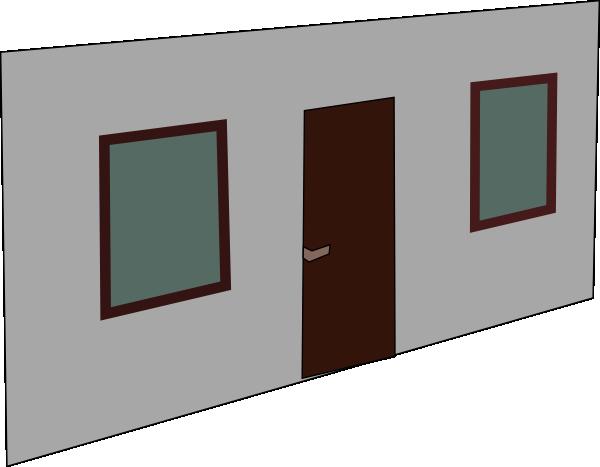clip art stock Vector door office. Clip art at clker