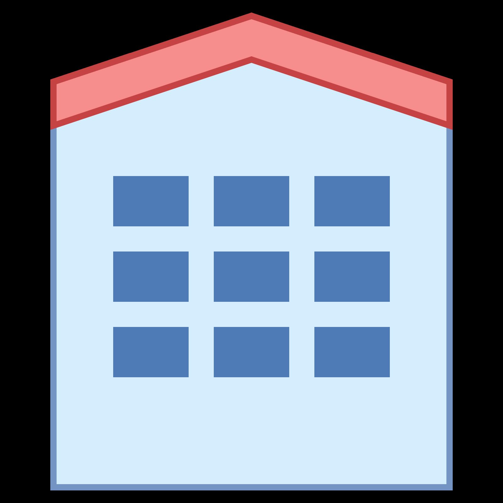jpg library stock Department icon free png. Vector door office
