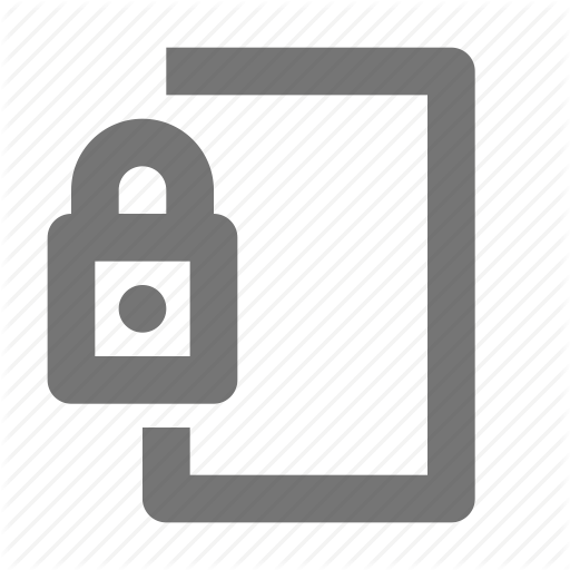 graphic royalty free stock Locks by webalys file. Vector door security
