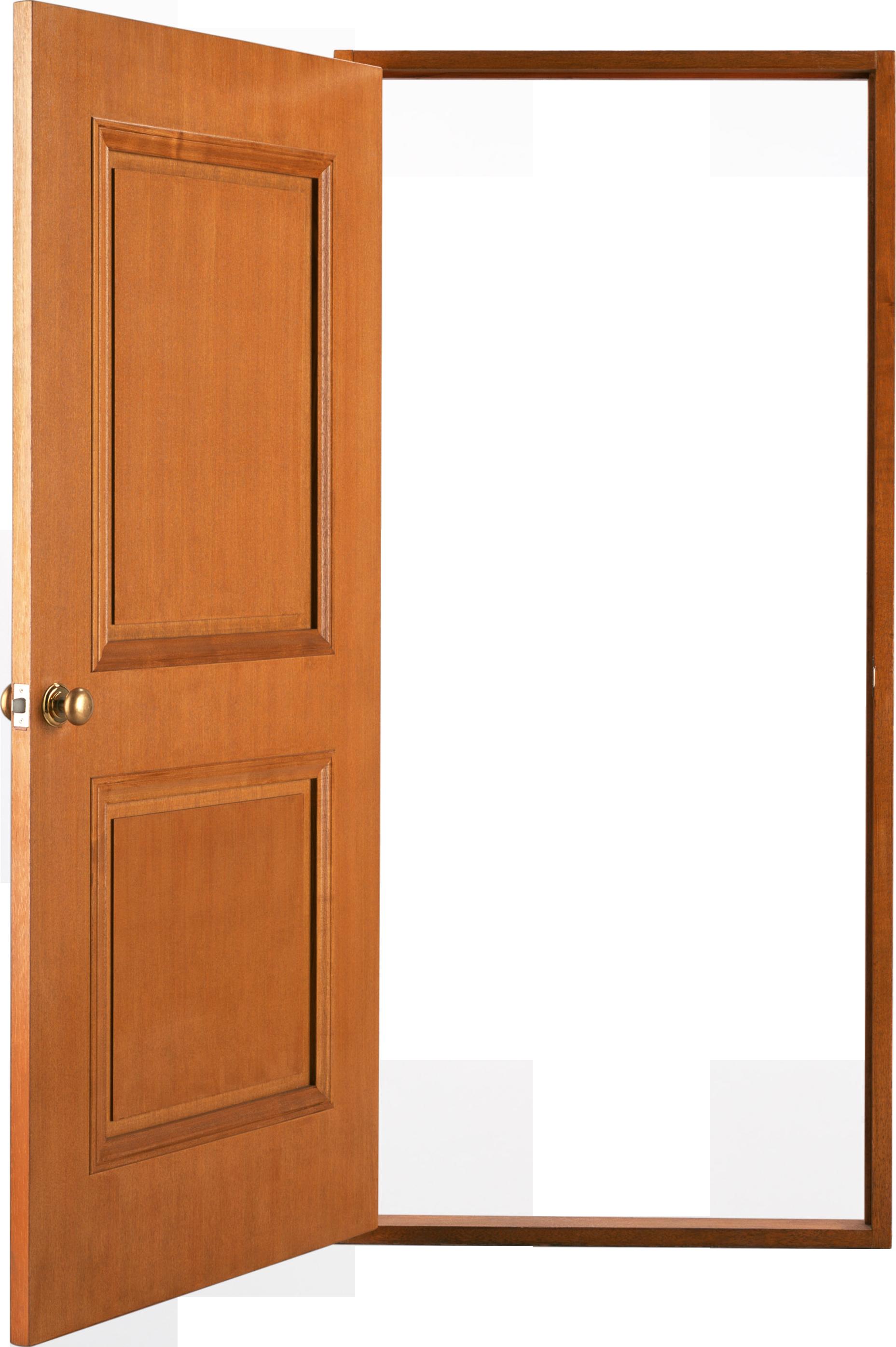 graphic download Vector door wood.  open png for