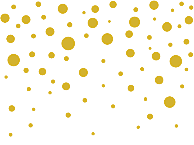 png download Collection of free Vector dots golden