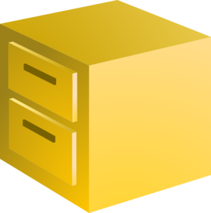 banner free Filing Cabinet Clip Art at Clker
