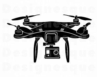 clip art library Etsy . Vector drone.
