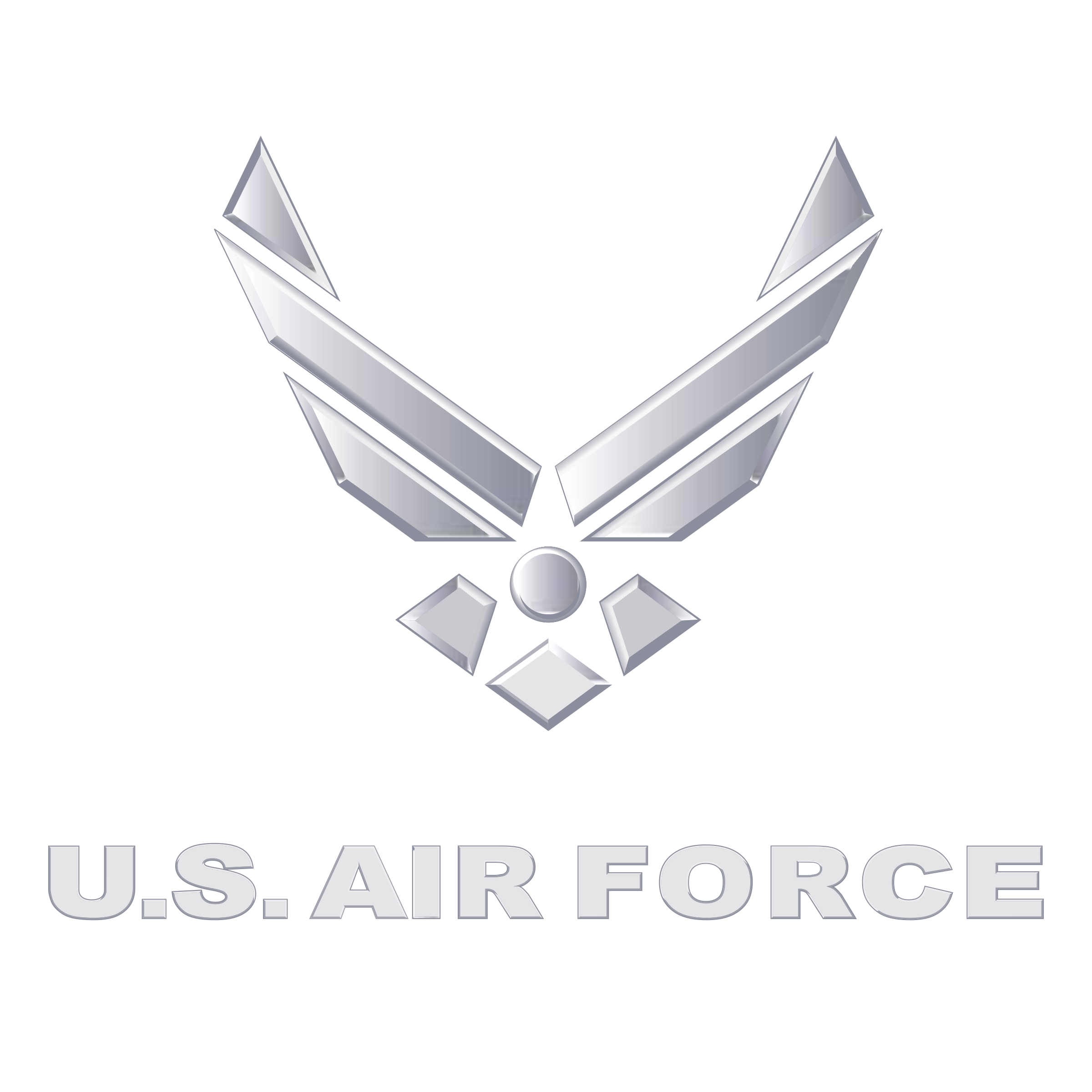 png library library Us logo png transparent. Vector emblem air force