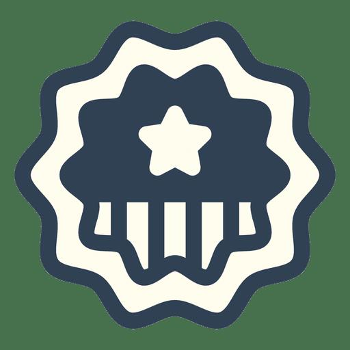 svg free library Usa transparent png svg. Vector emblem badge