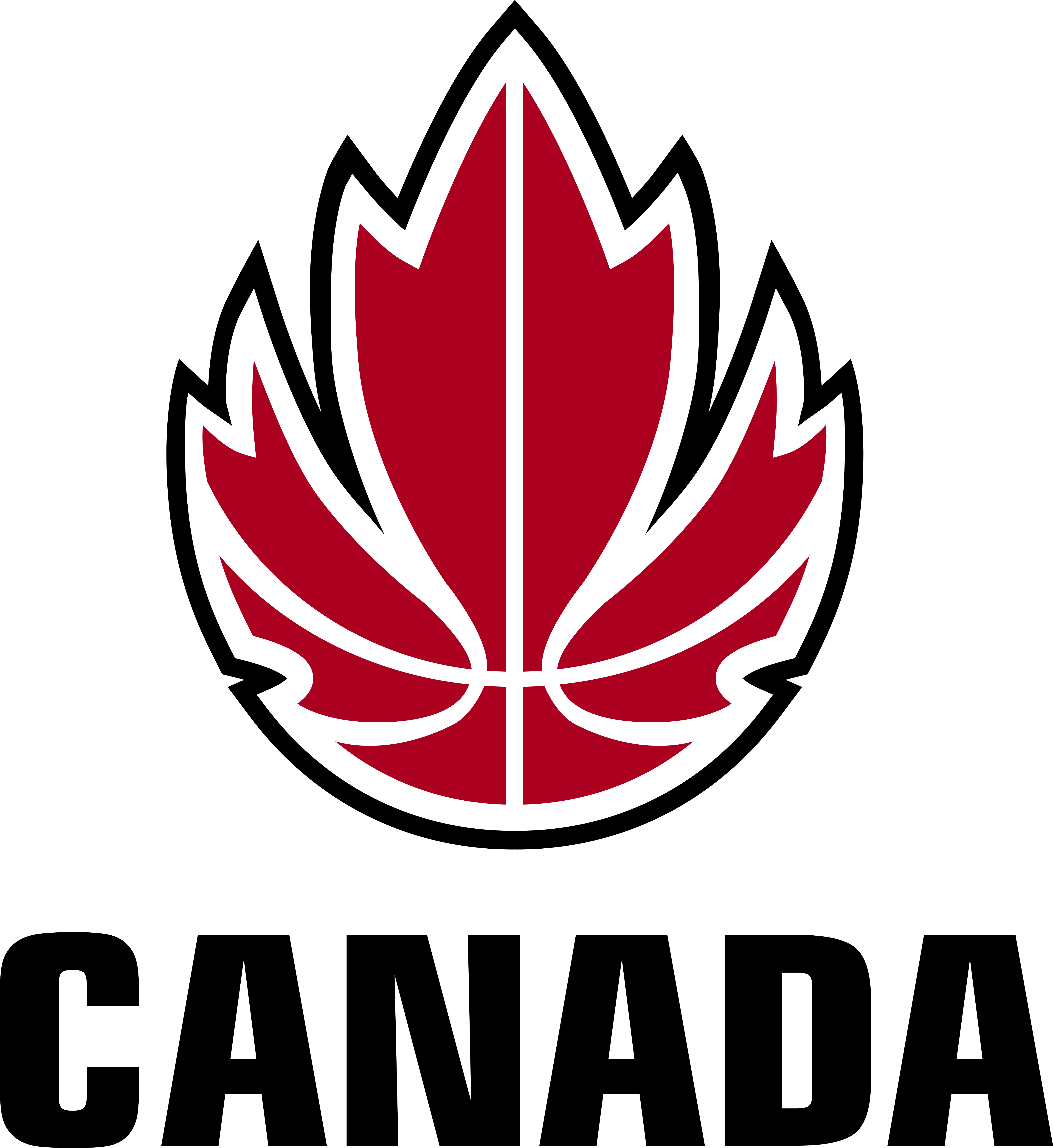 freeuse download Canada logos download. Vector emblem basketball