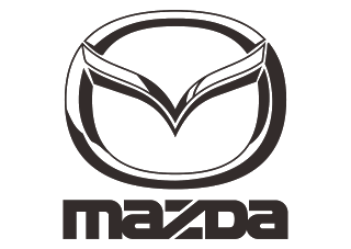 graphic library library Mazda Logo Vector