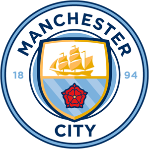 picture freeuse stock Manchester city fc new. Vector emblem insignia