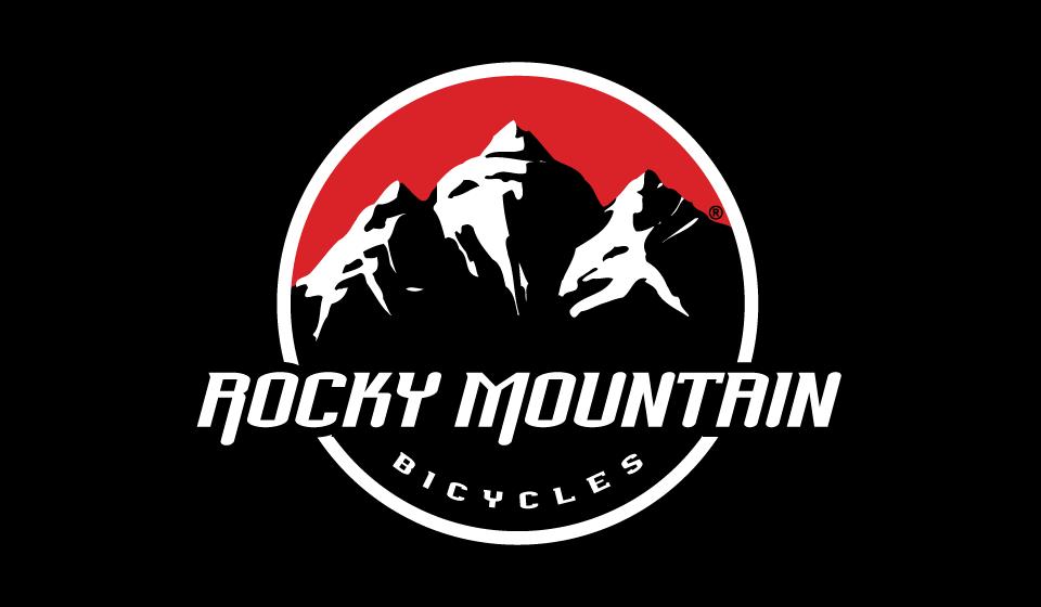 transparent download Demo bikes aloha cyclery. Vector emblem mountain