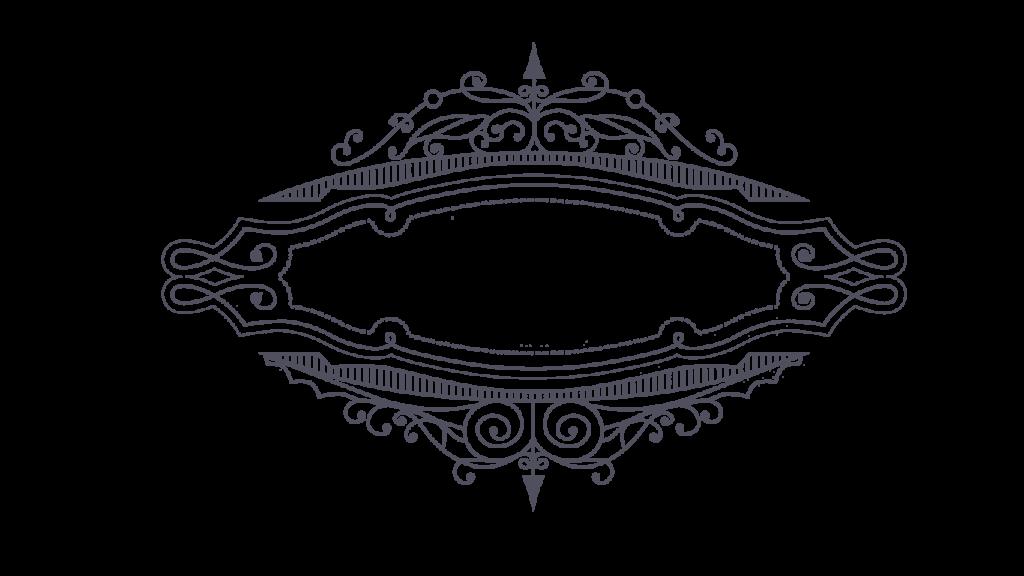 banner Vector emblem ornamental. Free retro ornaments png