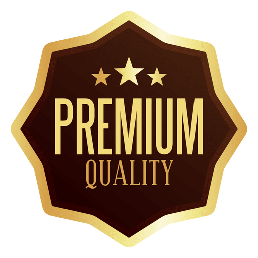 clipart royalty free stock Premium quality badge