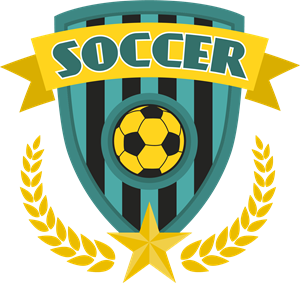 picture transparent stock Soccer Logo Vector