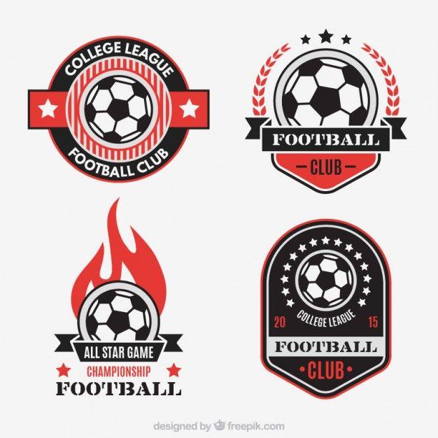 png free stock Football club badges free. Vector emblem soccer