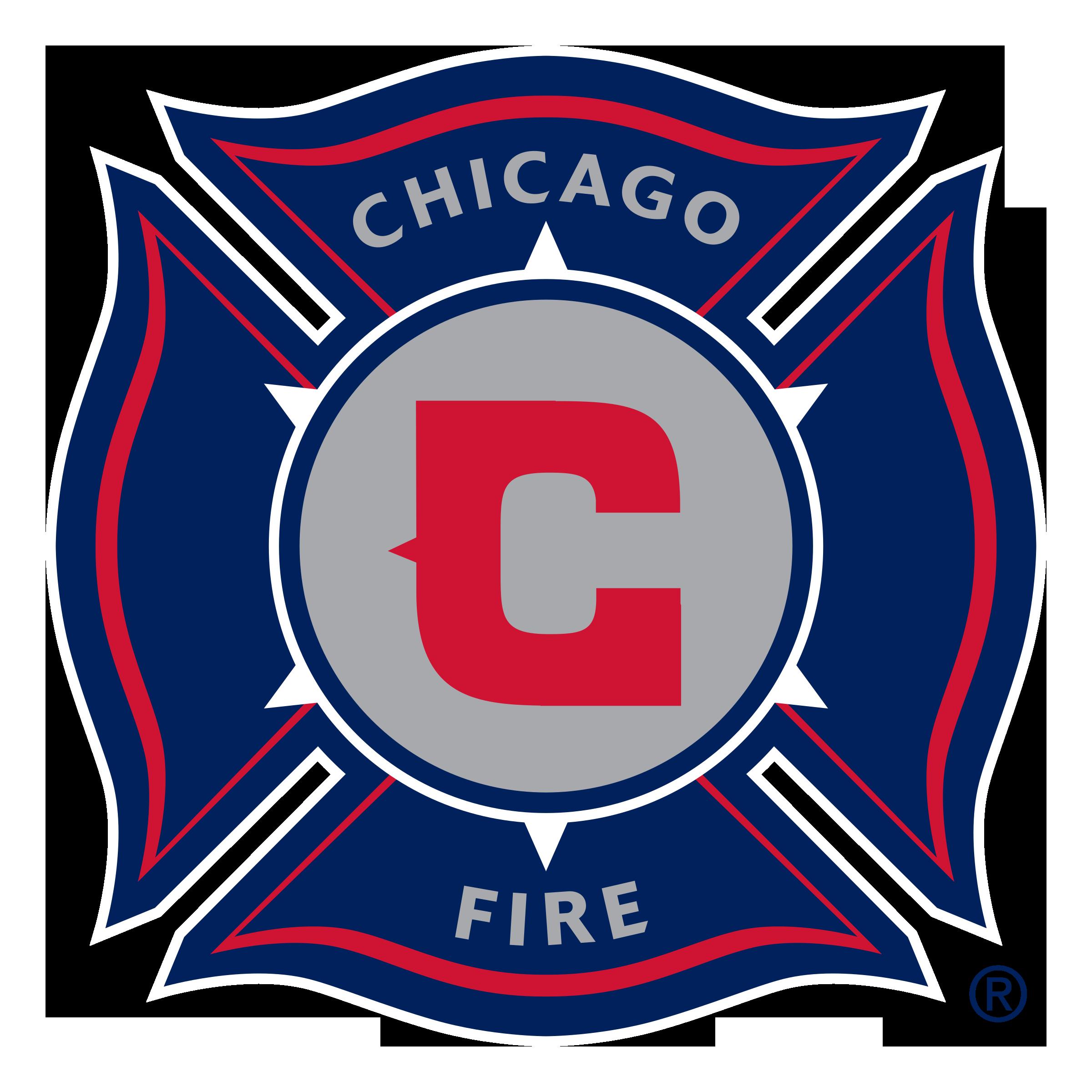 jpg download Vector emblem soccer. Chicago fire club logo
