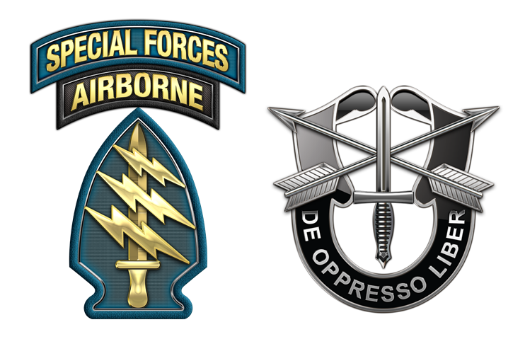jpg royalty free Forces logos . Vector emblem special force