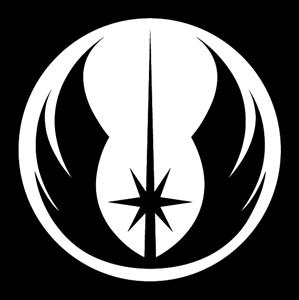 jpg free Logo vectors free download. Vector emblem star wars