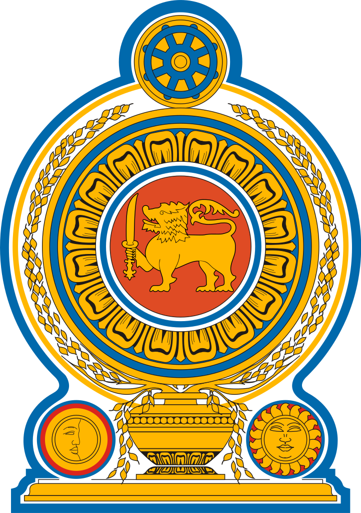graphic library stock Of sri lanka wikipedia. Vector emblem symbol