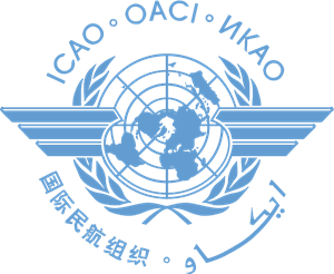 svg library ICAO Logo Vector