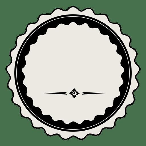 clipart transparent Vintage label badge template