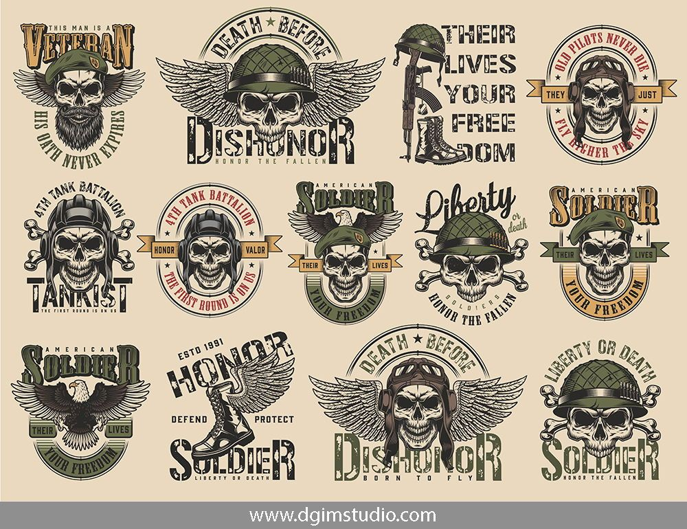 svg transparent library Emblems collection art i. Vector emblem vintage military.