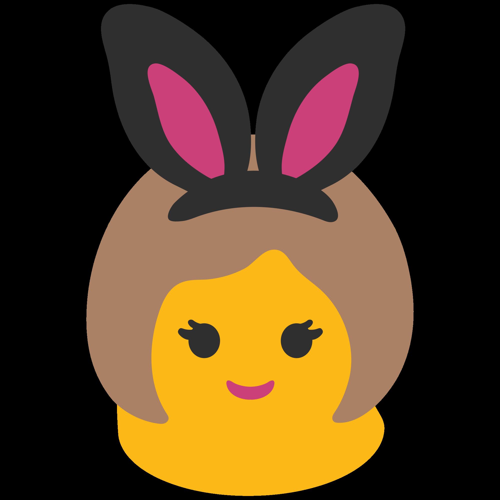 png royalty free download File emoji u f. Vector emojis bunny
