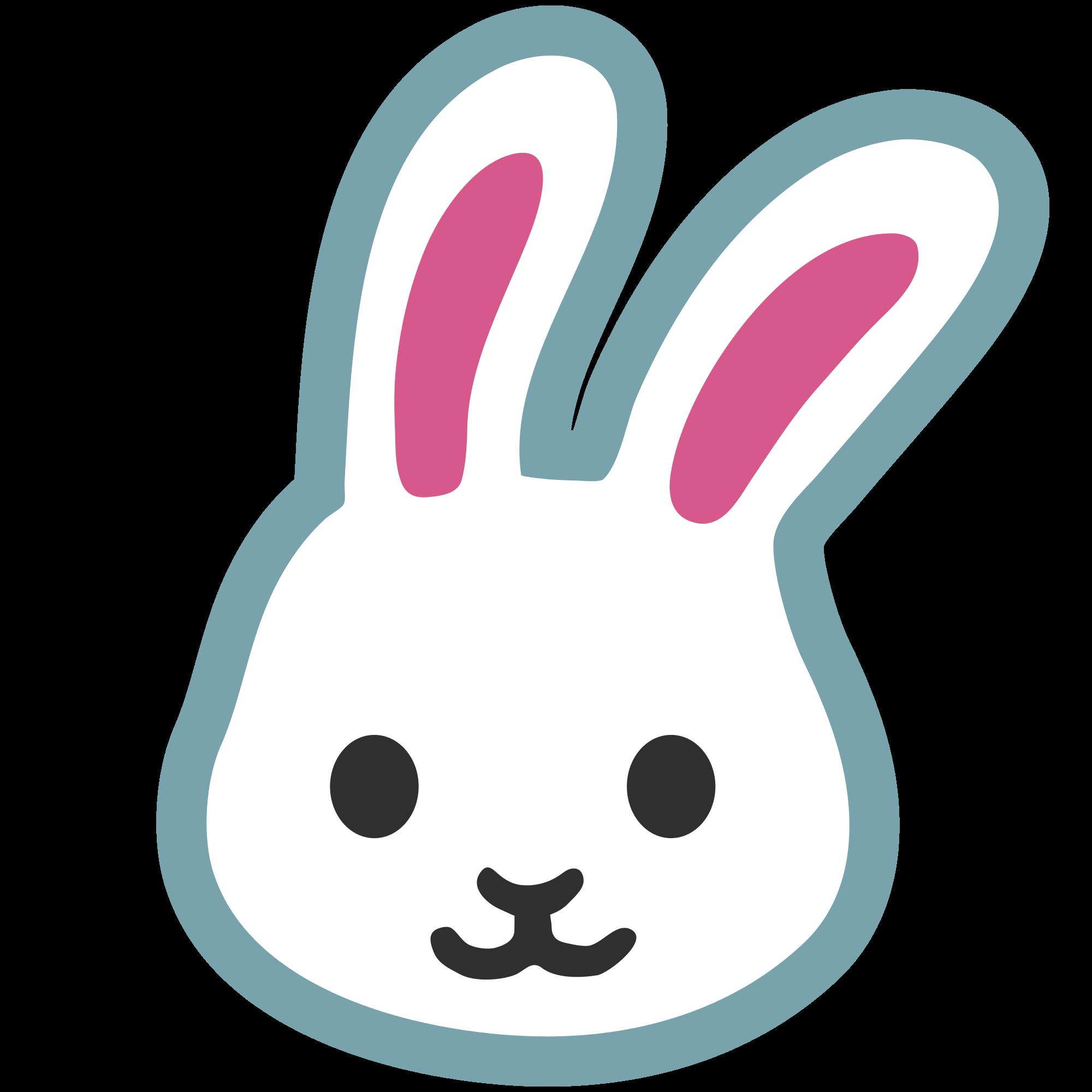 jpg royalty free vector emojis bunny #107787198