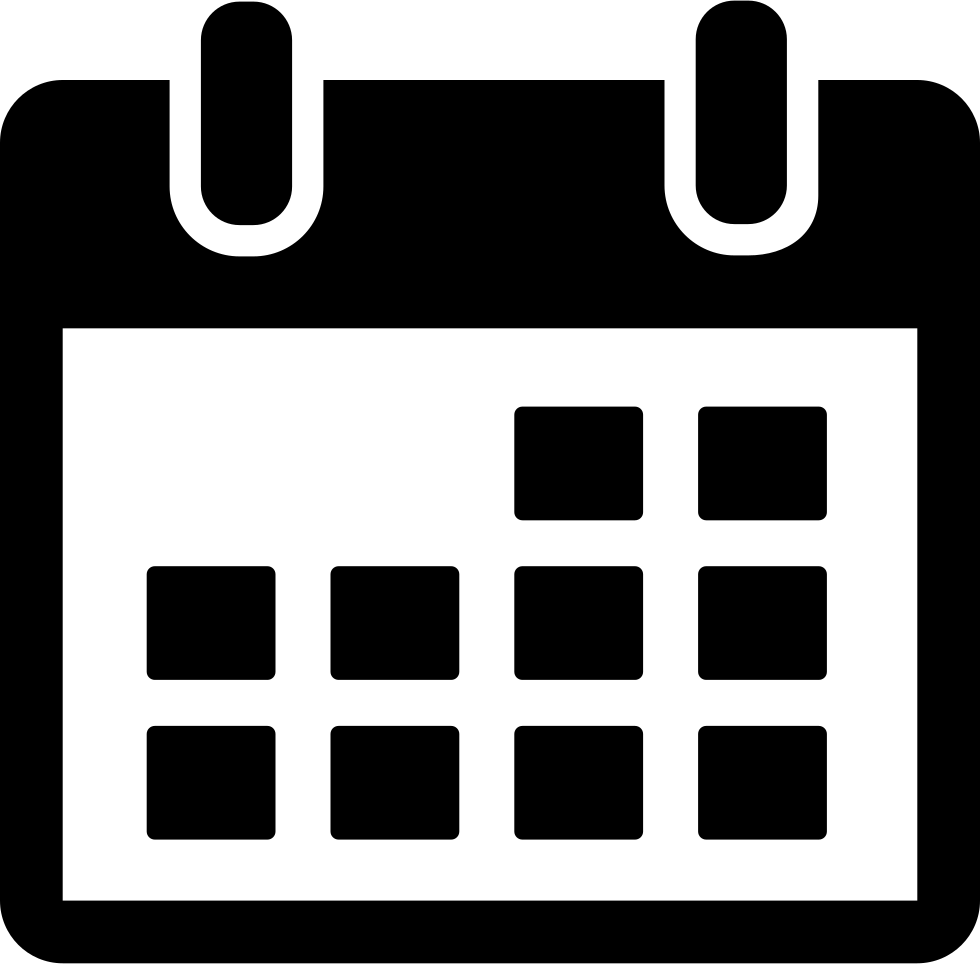 svg freeuse library Vector emojis calendar.  png for free