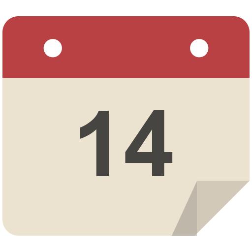 svg freeuse Vector emojis calendar.  png for free
