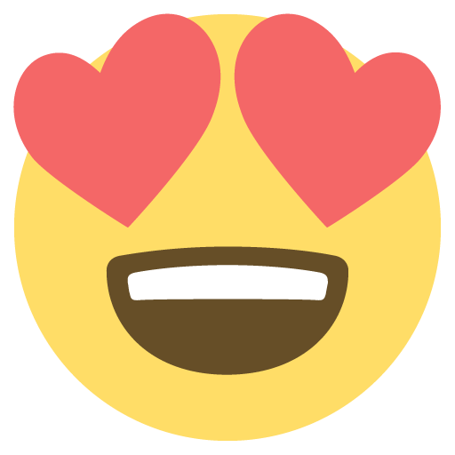 banner download Vector emojis clip art. Heart eyes emoji clipart